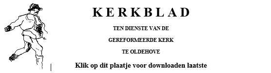 Kerkblad downloaden